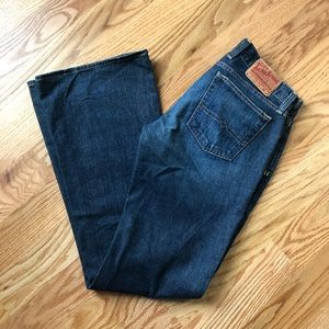 Lucky Brand Jeans Lil Maggie Size 6L